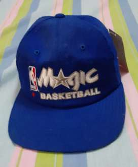 Gorra Magic Basketball NBA Nueva