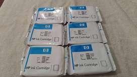 Cartuchos HP 88