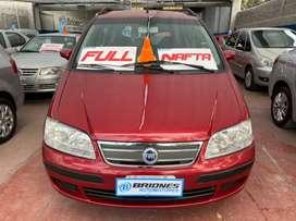 Fiat idea 1.8 nafta financiación al 50%