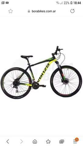 Bicicleta Venzo primal 29