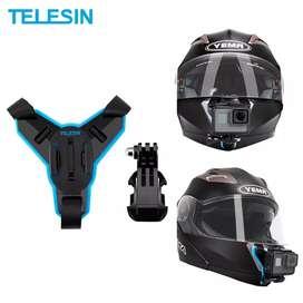 Arnés telesin para casco