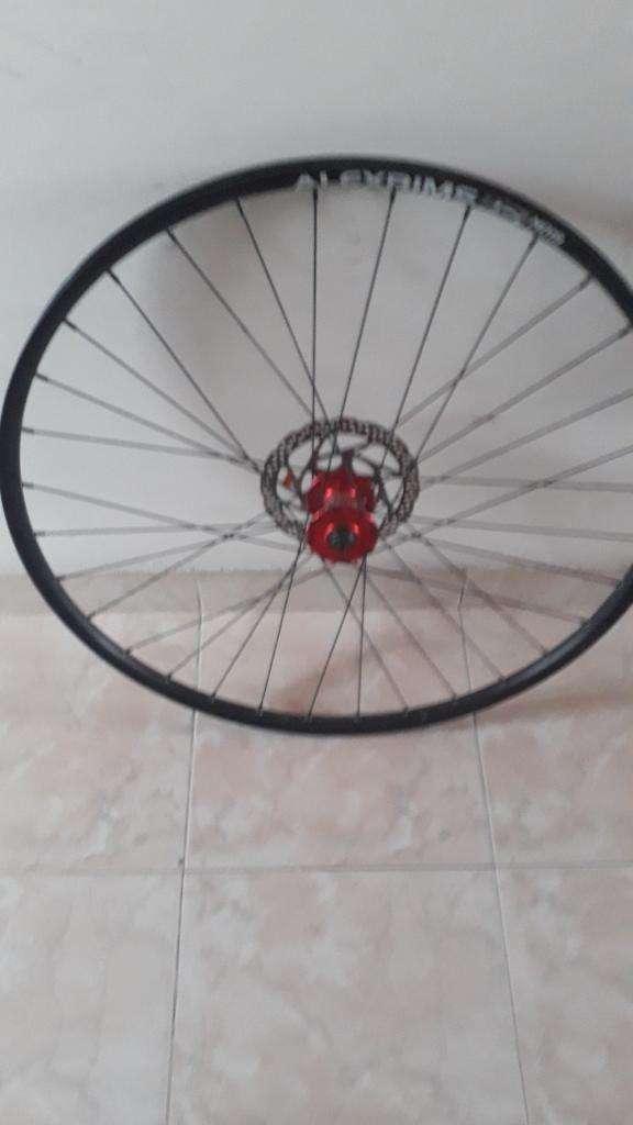 Rin de Bicicleta 0