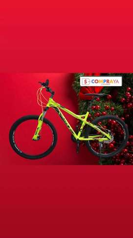 PROMOCION Bicicletas Rin 26 ALUMINIO MTB