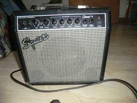 Amplificador Squier Champ 15W By Fender