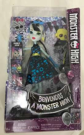 Monster High Frankie Stein MUY Dificil Conseguir MONSTER HIGH