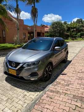 Nissan qashqai 2020 4x4 6000km