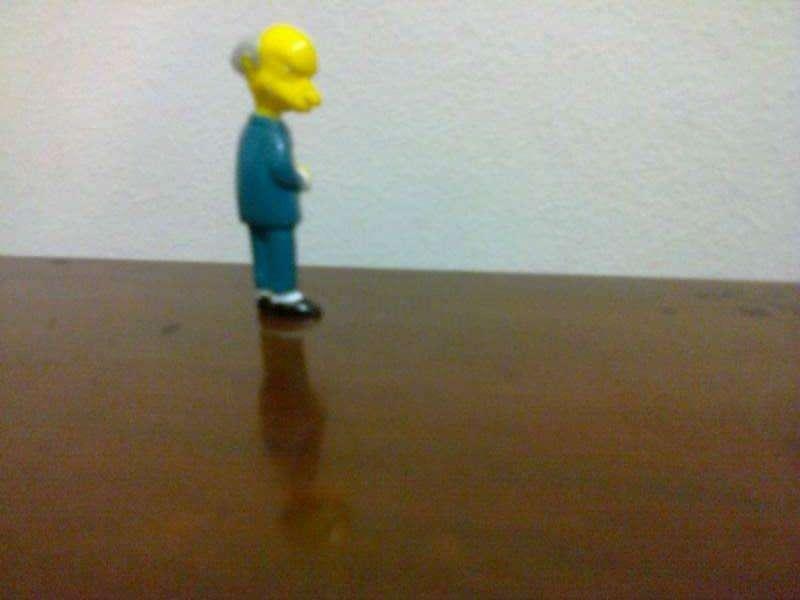 Mr Burns, muñeco Jack