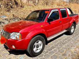 Vendo Impecable Nissan Frontier 2007 4x4 Full Extra