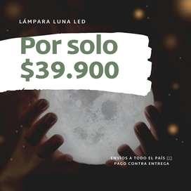 Lámpara Led Tipo Luna