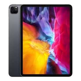 """iPad Pro 11"""" 3ra Gen Wifi Chip M1 128GB Plata"""
