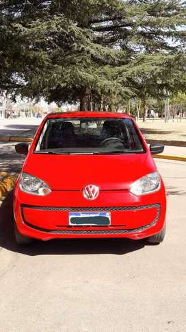 VW UP! 2016 c/GNC