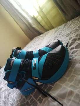 Zapatos para jugar basketball