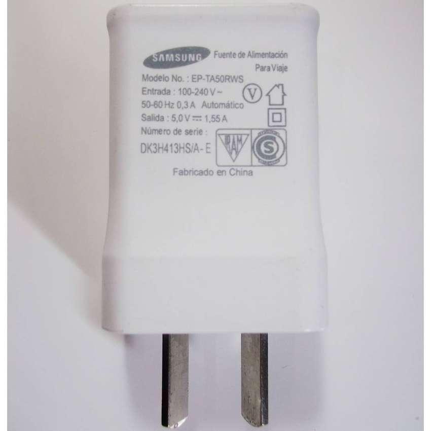 Cargador Samsung Usb 5v 1.55 a