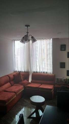 Venpermulto lindo apartamento por apartamento en Bogotá