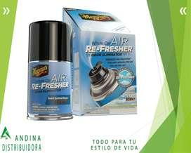 Auto Eliminador De Olores Air Re-fresher Summer Meguiars