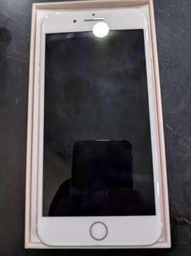 iPhone 7 plus Gold Rose - 128GB - Estado 9/10 - Solo equipo
