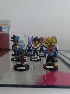 Figuras de Dragon Ball!