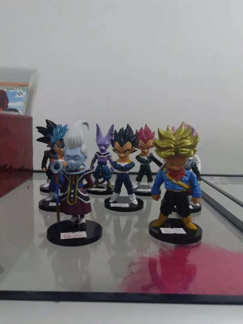 Figuras de Dragon Ball! 0