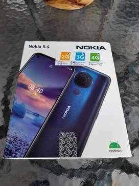 Nokia 5.4 - 128GB 4G AZUL