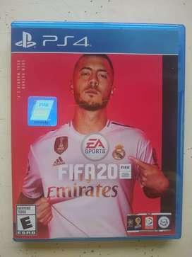 FIFA20 NUEVO ( Sin uso ) . Para Ps4
