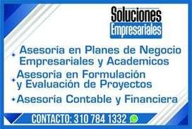 REALIZO INDICADORES Y PROYECCIONES FINANCIERAS