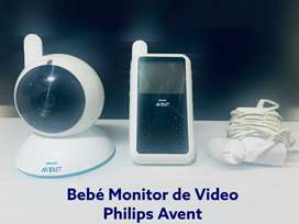 VENDO CAMARA BEBE MONITOR DE VIDEO Y SONIDO PHILIPS AVENT