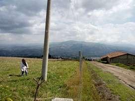 Terreno 1000 metros Tabacundo