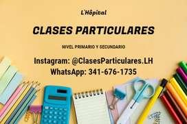 Clases particulares para estudiantes