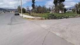 Terreno en venta en Salcedo. Barrio Rumipamba de navas.