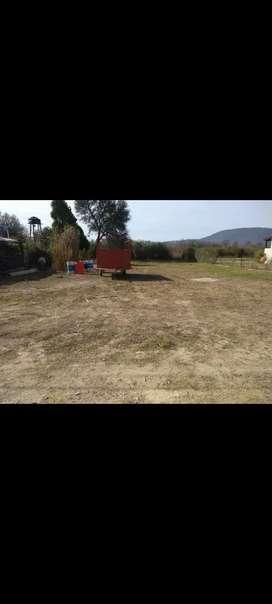 Vendo Terreno 800 m2 en Club de campo San Agustin