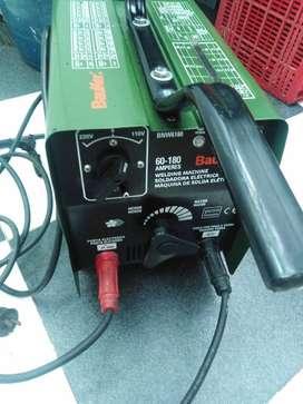 se vende compresor y equipo de soldadura