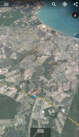 Venta-Terreno industrial en Jaramijó en la vía Manta-Jaramijó provincia de Manabí, cerca de la ciudad de Manta