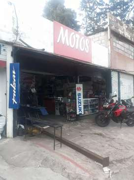 Mecanico o ayudante de taller de motos