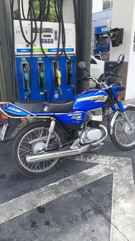 Vendo Suzuki AX 100 Special IMPECABLE