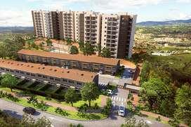 Se vende apartamento campestre para estrenar- Proyecto Planté en Marinilla
