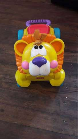 Coche Fisher Price