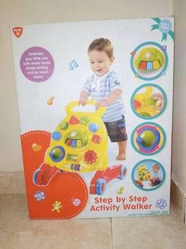 Caminador con Juegos y Actividades para Bebé Play Go