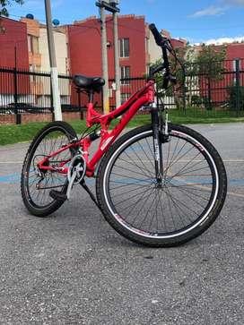 Bicicleta GW Super economica
