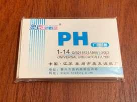 Tiras medidor Ph papel ph tirillas ph agua liquidos puricador agua