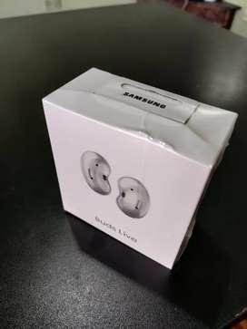 Audífonos Bluetooth Samsung Buds Live Blancos Nuevos En Caja Sellada a Precio de oportunidad
