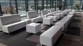 Alquiler Salas Lounge Nuevas