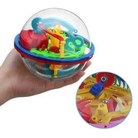 Bola Mágica Laberinto 3D Rompecabezas Puzzle Pelota Intellect Ball