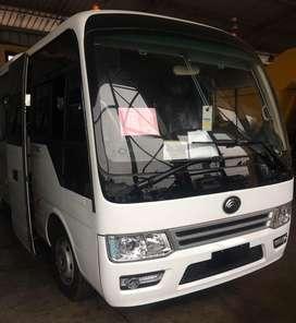 Bus Custer Yutong para turismo o transporte de personal 2018