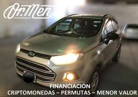 Ford Ecosport SE 2.0l mt