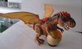 Dragón huevo