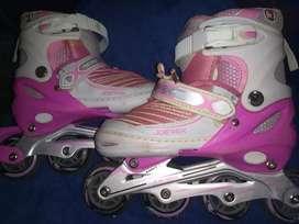 Rollers profesionales Joerex extensibles