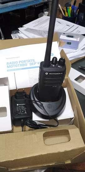Oferta de radios Motorola Dep450