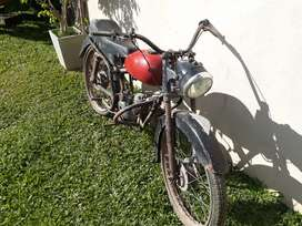 Moto Puma 98