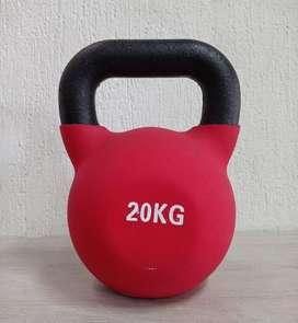 pesa rusa 20 kilos