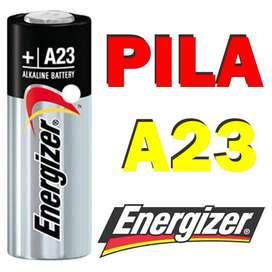 Pilas Acalinas Energizer A23 12v Blister 5 Pilas Nuevos